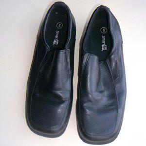 Black Dress Shoes Boy Size 6